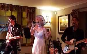 The Stories, The Pheasant Inn, Chippenham, April 2018. Photo by Nicola Williams.